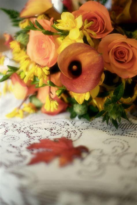 Fall Bridal Bouquets Ideas For Fall Wedding Bridal Bouquet