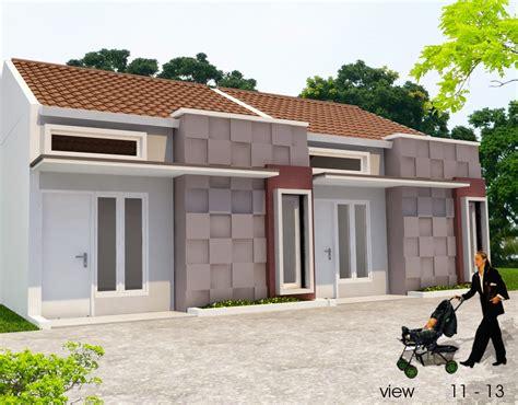 lihat rumah dijual kontrakan  pintu model terbaru