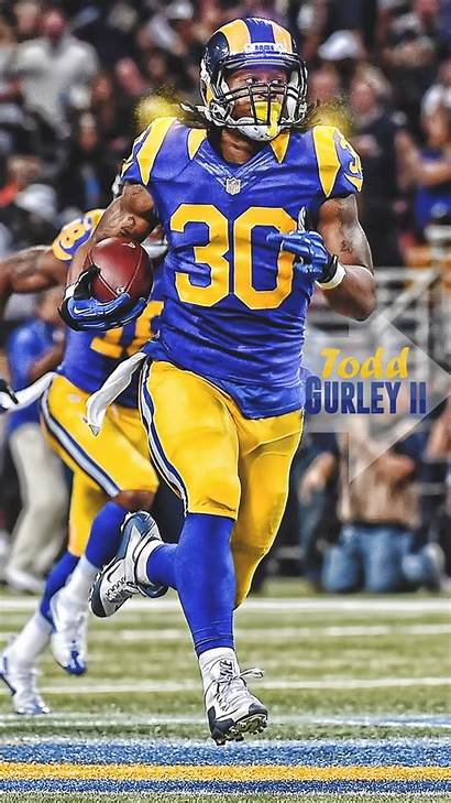Trubisky Mitch Mitchell Todd Gurley Rams Wallpapers
