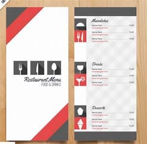 blank restaurant menu template word calendar template With resturant menu template