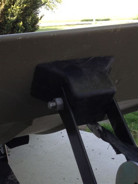 Jon Boat Trailer Bow Stop jon boat trailer bow stop pictures to pin on