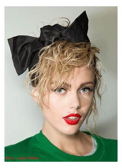 Makeup Hair 1980s Madonna Inspired 80s 1980