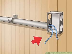Electrical Conduit Wiring Diagram