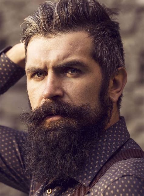 Modele Barbe Homme 1001 Id 233 Es Barbe Le Style 224 Poils