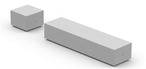 panchine moderne sedute moderne ibox metalco