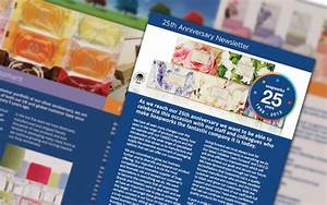 New Project: Soapworks 25th Anniversary Newsletter - The ...
