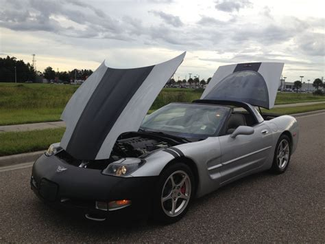 chevrolet corvette  anniversary  sale