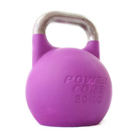 competition kettlebells kettlebell mifitness uv 25mm resistant coloured flooring rubber thick powercore classic