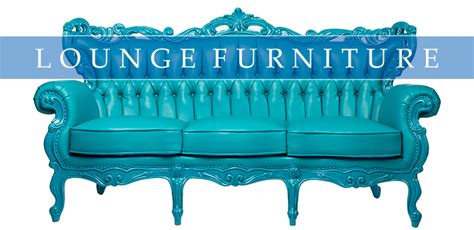 designer table chair lounge furniture rentals