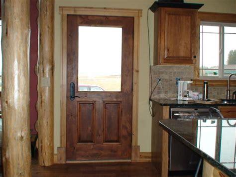 Exterior Kitchen Door With Window by Interior Exterior Solid Wood Doors In Washington