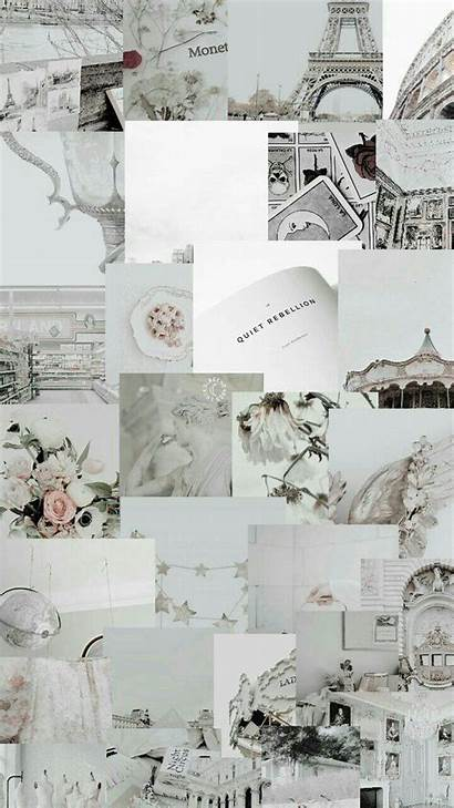 Collage Aesthetic Wallpapers Pastel Fondos Collages Parede