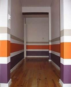 Peindre Un Couloir : devis peinture couloir paris devis degat des eaux paris ~ Dallasstarsshop.com Idées de Décoration