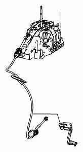 2007 Dodge Nitro Shifter  Transmission