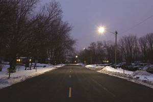 Ges led street lighting fixtures put to test as part of for Xcel outdoor lighting