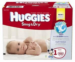 Huggies Snug & Dry Diapers as low as $0.12 per diaper ...