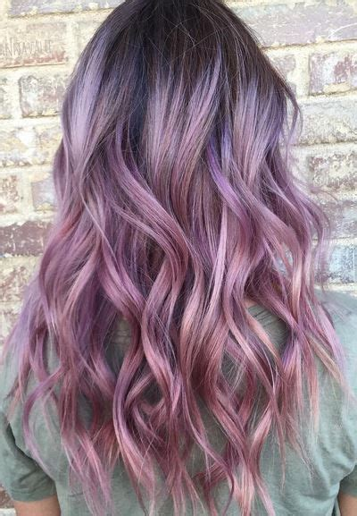 32 Hottest Brown Ombre Hair Ideas Violet Hair Colors