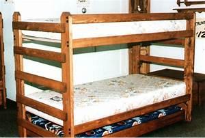 Woodwork 2x4 Loft Bed PDF Plans