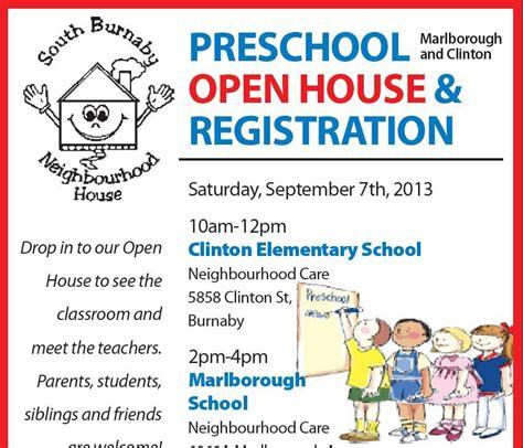 burnaby preschool burnaby neighbourhood house preschool open house 320