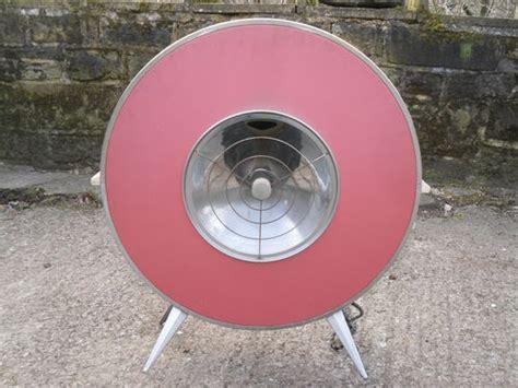 art deco german pink chrome  sofono electric fire ebay rusteves retro pinterest