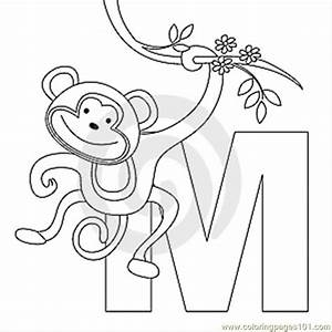 M Coloring Page Thumb9999273 Coloring Page - Free ...