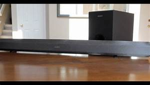 Sony Sound Bar Ht-ct60 Unboxing  With Subwoofer