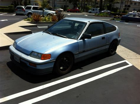 1984 Honda Civic Crx 15 Related Infomationspecifications