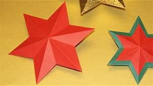 Sterne Weihnachten Basteln : sterne basteln zu weihnachten 3 d stern falten how to fold a six pointed star youtube ~ Eleganceandgraceweddings.com Haus und Dekorationen