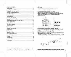 Asian Express Pl1440 Cloud Rider Drone User Manual Propel