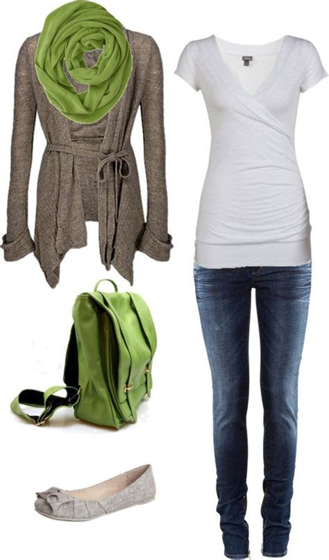 Casual Winter Fashion Trends Ideas For Girls