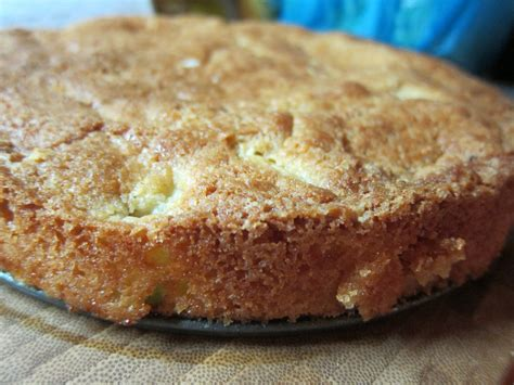 moist apple tea cake recipe