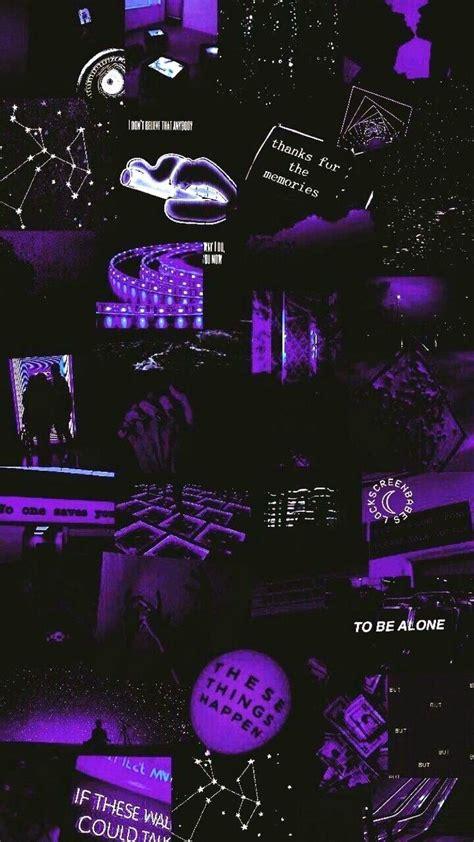 purple hd aesthetic wallpapers