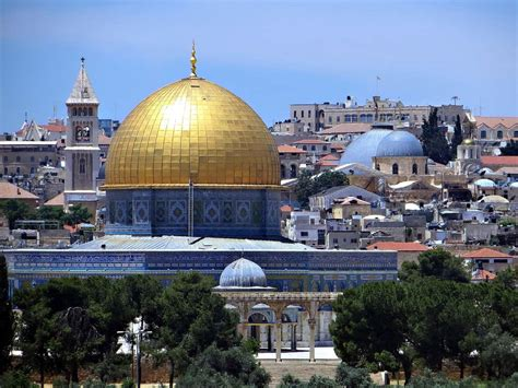 3 Exhilarating Reasons Why Visiting Jerusalem And