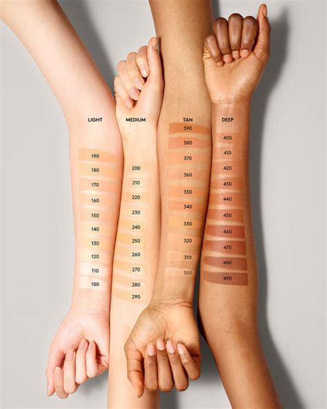 fenty beauty pro filtr soft matte longer foundation tan