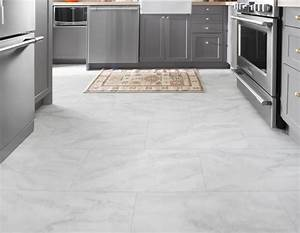 How to Lay Luxury Vinyl Tile Flooring (LVT) + a feature in