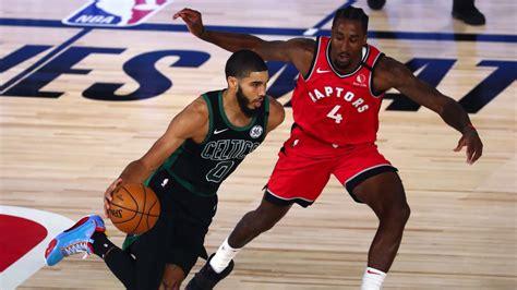 Celtics defeat Raptors in Game 5, take 3–2 series lead ...