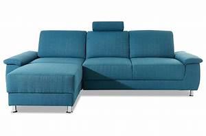 Ecksofa Mit Federkern : ecksofa monique mit relax blau mit federkern sofas zum halben preis ~ Indierocktalk.com Haus und Dekorationen
