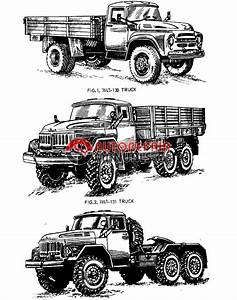 Zil Truck 130  131 Maintenance Manual