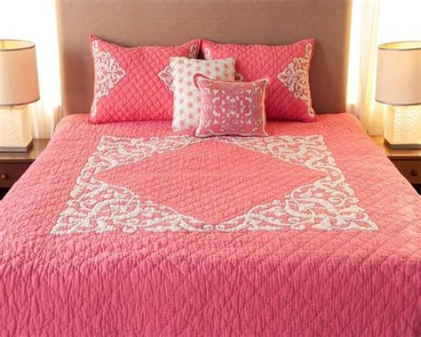 bedroom with white pink bed sheet buying tips for