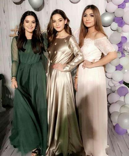aiman khans official bridal shower reviewitpk