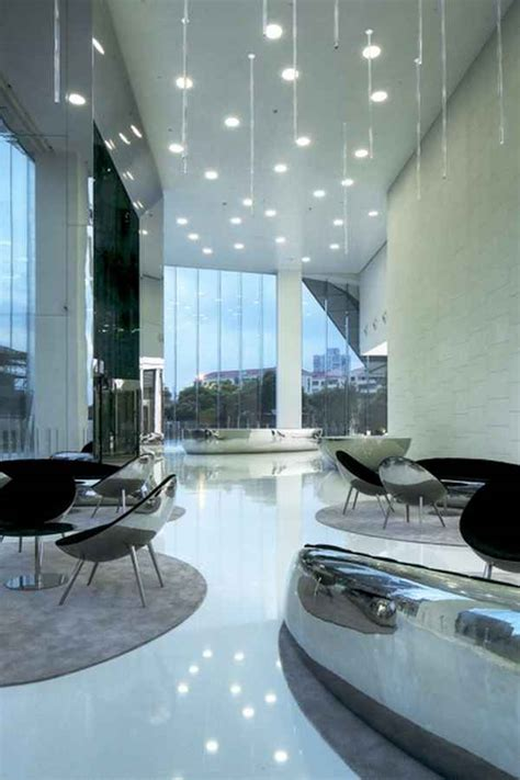 SOHO Century Avenue - Lujiazui Building, Plaza - e-architect