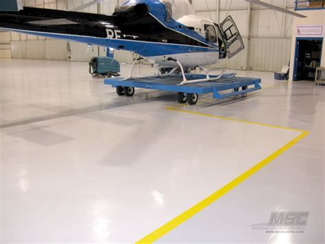 Showcase of Commercial and Industrial Flooring Solutions