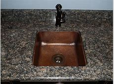 Copper Bar Sinks Copper Prep Custom Sinks by Circle City