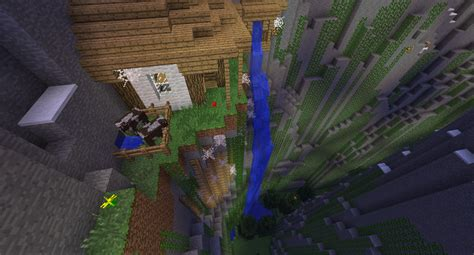 Minecraft Complete The Monument Map
