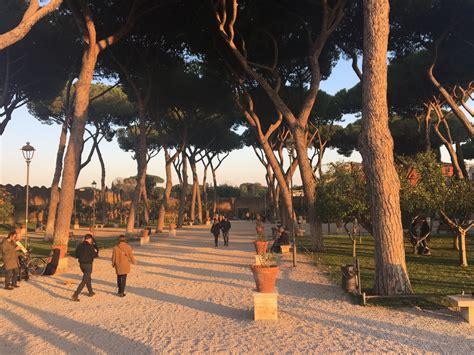 Giardino Degli Aranci  Cosa Vedere A Roma