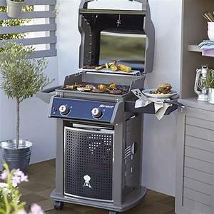 Barbecue Castorama Gaz : barbecue gaz weber spirit eo210 petite terrasse bruleur ~ Premium-room.com Idées de Décoration