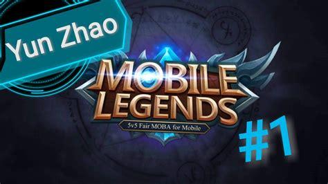 Gameplay Mobile Legends