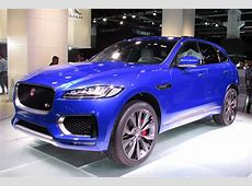 Jaguar 'the FPace is our Evoque' Motoring Research
