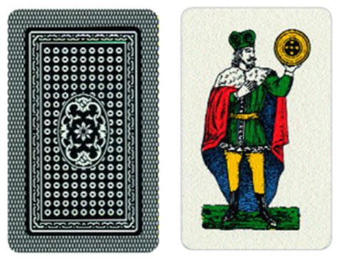 Carlo Delicatessen  Playing Cards