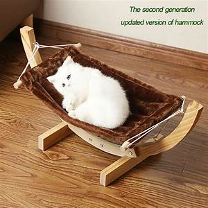 DIY cat hammock cardboard box - YouTube