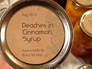 how to martha up your jam labels for nearly free in about With how to make sticker labels for jars